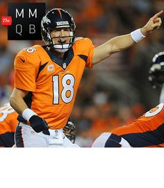 Manning, Broncos look stellar in rout