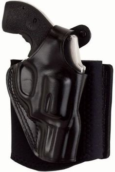 Galco Ankle Glove / Ankle Holster for Glock 30, 29 (Black, Right-hand) by Galco. $71.96. Serious gun carriers who need deep concealment and prefer an ankle holster almost universally praise Galco's Ankle Glove.     Those who need concealment 80 hours a week, year in and year out, find the Ankle Glove so comfortable to wear that they forget it's there – until they need it.     The Ankle Glove's wide neoprene ankle band and Velcro closure offer extended wearing...