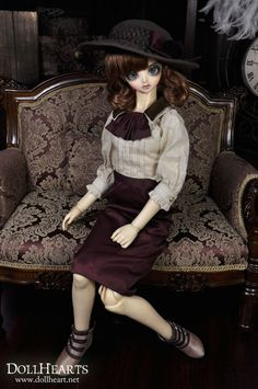 LD000549 [1920s] Daisy (Teenage Version) [LD000549] - $99.90 : DollHeart, by DollHeart.com