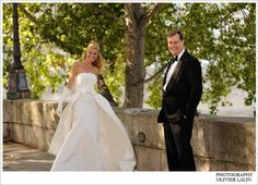 Paris Elopement: Susie & George's Classic Black and White Affair | WeddingLight Events - Elope to Paris