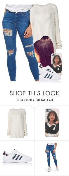 """""""Team iPhone 😝"""" by jchristina ❤ liked on Polyvore featuring interior, interiors, interior design, home, home decor, interior decorating, ADAM, adidas and Topshop"""