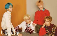 NCT Dream try dandy fall fashion in 'Grazia'! | allkpop.com