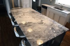 Grey Granite Countertops Latest Trends In Home Decorating All