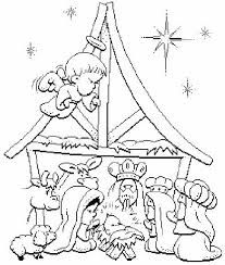 Dibujos navidad colorear infantil
