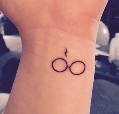 Minimalist Harry Potter