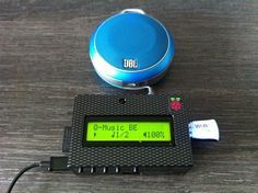 Internet Radio Player with Raspberry Pi