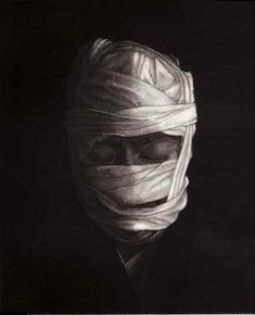 James Groleau , Absence of Passion, mezzotint