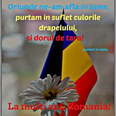 1 Decembrie, Motto, Romania, Home, Mottos