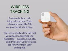 Wireless Tracking  5 Tech Upgrades for Smarter Travel (AKA How to Never Lose Your Luggage Again) adamnettlefold.org