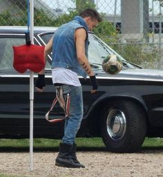 Liam Payne. Whatever he is wearing is awesome