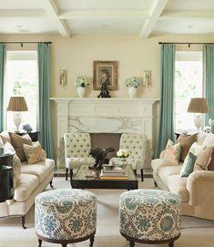 Pastel Fabrics Spring Decor Interior Design Ideas Decorators Best
