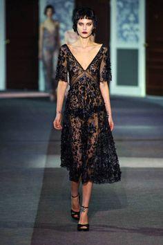 Louis Vuitton Fall 2013 #runway #fashionweek