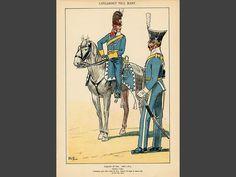 Lifeguard of horse 1806-1814 by Einar von Strokirch