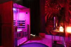 How Spending 45 Minutes in an Infrared Sauna Gave Me Better Skin and Less Anxiety