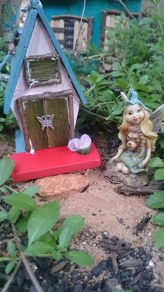 Fairyhouse in the garden