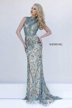 Sherri Hill 1976  SherriHill  Fall2015  beading  amazing  beadwork So regal  with 351473972e08