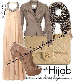 Hashtag Hijab Outfit #456