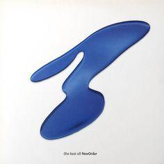 Sleeve designed by Peter Saville: Sleeves 1990-1994