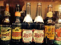 Beginnings of #pepsicola bottles #sierranevadabrewery #beer #slovaktraveler #roadtrip #california #chico #travel