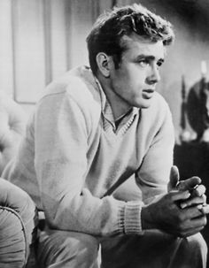 """as """"Cal"""" in East of Eden...my favorite of the three Dean films."""