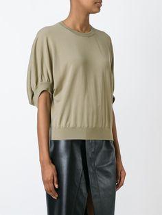 Givenchy ベルスリーブ セーター