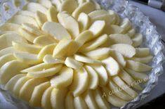 A Culinária e Eu ...: Tarte de maçã cremosa [sem massa base] Coco, Food Inspiration, Cake Recipes, Food And Drink, Cooking Recipes, Gluten Free, Fruit, Sweet, Lactose