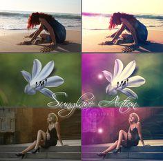 Photoshop Action: Sunglare by `Jules1983