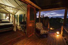 Dubla Plains Camp - Accommodation - Okavango Delta