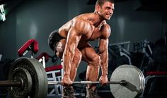 4 Day Split Workout for Building Muscle