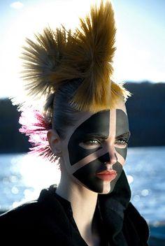 yossi michaeli fashion avant garde photography