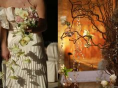 #bouquet a cascata di orchidee e rose Bouquet, Table Decorations, Pictures, Bouquet Of Flowers, Bouquets, Floral Arrangements, Dinner Table Decorations