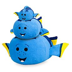 Dory tsums available  in mini , medium, and large. To order Dory for yourself click the pin.