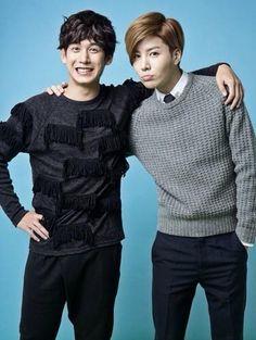 Full House Take Two - No Min Woo and Park Ki Woong