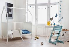Image result for stokke house bed
