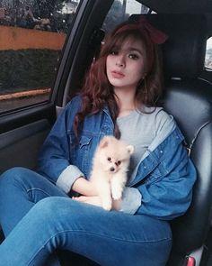 Loisa Andalio (@iamAndalioLoisa)   Twitter Arci Munoz, Ronnie Alonte, New Girl Style, Espanto, Filipina Beauty, Selfie Poses, Aesthetic Colors, The Big Four, Girls Dp