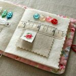 Needle cases/books to make for that crafter who has everything but!