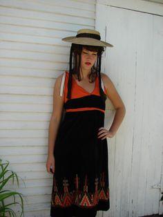 Bolshevik Girl by recycledandwearable on Etsy, $29.99