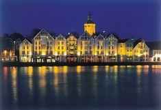 Stavanger, Noruega / Stavanger es una ciudad portuaria y municipio del sudoeste de Noruega, perteneciente a la provincia de Rogaland, de la que es capital