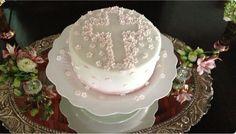 Decoración tortas primera comunión para niña - Imagui