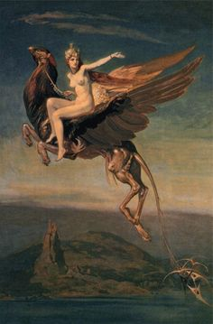 Heptu Bidding Farewell to the City of Obb - John Duncan