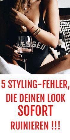 Outfit: 5 Fehler, die deinen Look sofort kaputt machen