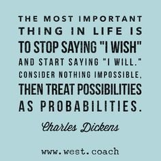 """INSPIRATION - EILEEN WEST LIFE COACH 