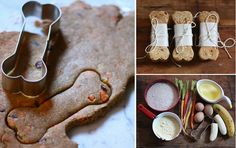 Homemade Natural Dog Treat Recipe | Our Daily Ideas