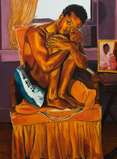 Jordan Casteel's large-scale portraits lend an intimacy and depth to the varied lives of black men. Black Art Painting, Figure Painting, Figure Drawing, African American Artist, American Artists, Jordan Painting, Harlem Renaissance Artists, Afro Art, Black Artists