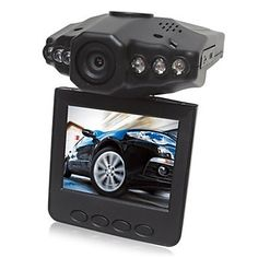 HD Portable DVR Camcorder Car Camera W360 with 2.5'' TFT LCD Screen – USD $ 34.19