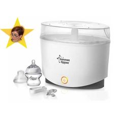 Tommee Tippee | Electric Steam Steriliser | Eurobaby - Irelands No.1 Baby and Nursery Shop