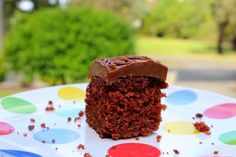 Are You Curious About Wacky Cake? It's WEDNESDAY; at least it is here in Australia! A PERFECT day to make and share Wacky Cake aka Crazy Cake! Are you already salivating? I do hope so! I don't know...