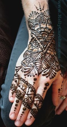 Henna idea