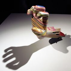 des skateboards recyclés par Haroshi decodesign / Décoration
