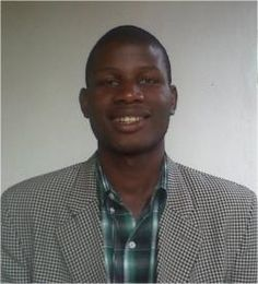 Maxwell, from Malawi | YPARD
